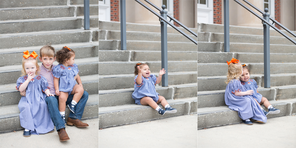 children photos at auburn university