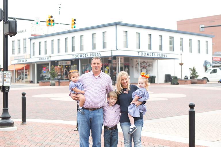 toomer's corner family