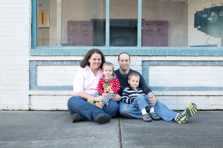 dowtown opelika family session