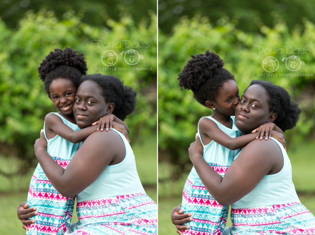 mommy and me session