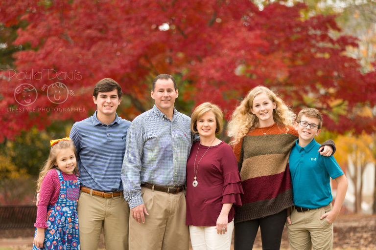 auburn al family photo