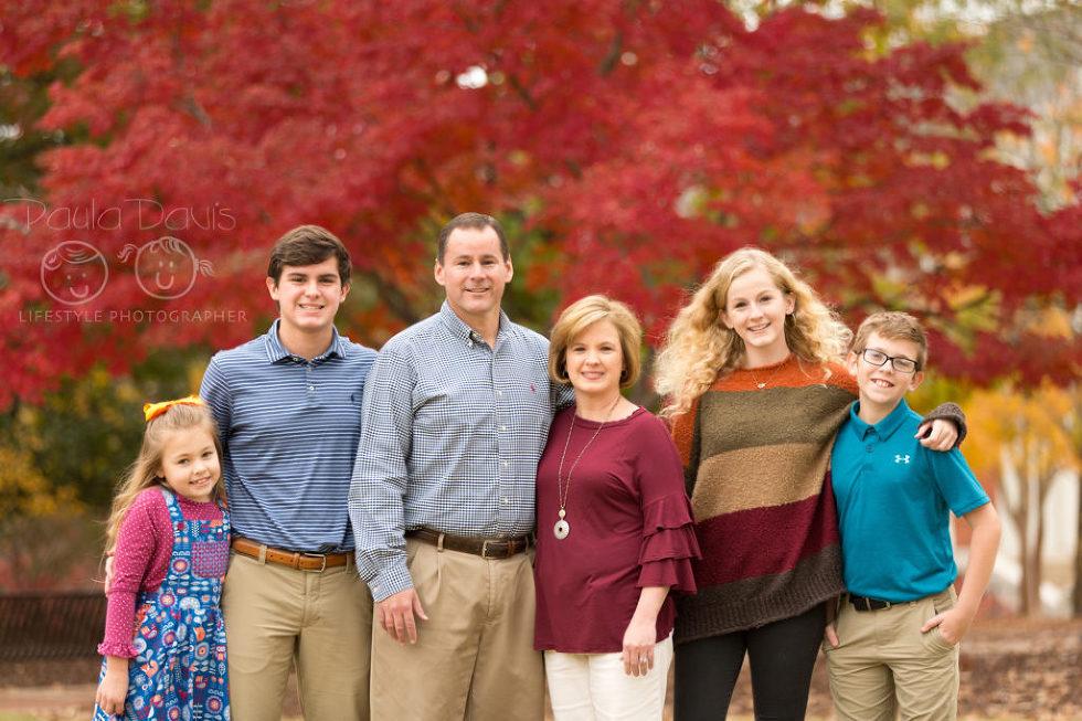 auburn al family photo