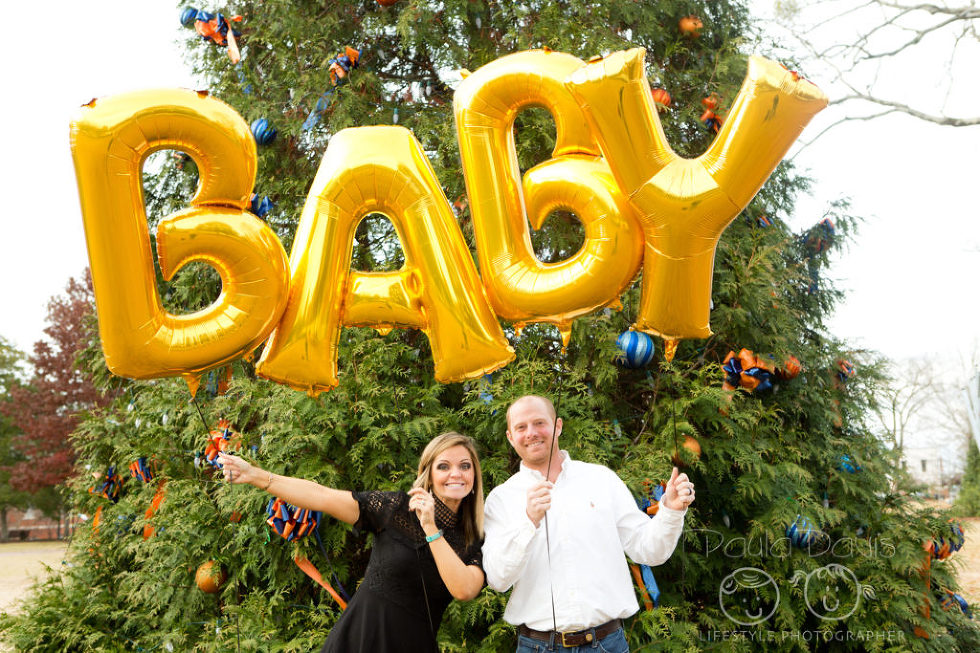 auburn al pregnancy announcement
